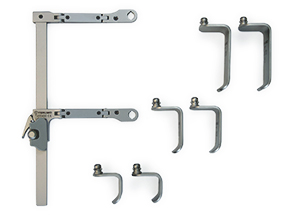 Artemis Retractor System with Blade Sets