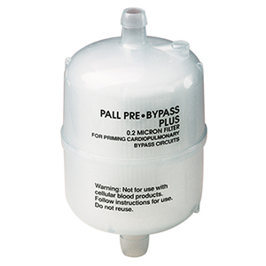 Pall Pre-bypass Plus<sup>&reg;</sup> Filter