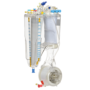 CAPIOX® FX15 Advance with Integrated Arterial Filter