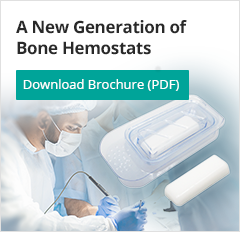A New Generation of Bone Hemostats